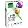 100g Pro-Design white A4 paper, 500 sheets