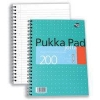 Pukka Jotta Metallic A4 Writing Pad 3-pack, 200 sheets, PP00022