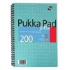 Pukka Jotta Metallic A5 Writing Pad 80g JM021 3-pack