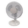Q-Connect 2-Speed Desktop Fan 230 mm / 9 Inch KF00402  299103