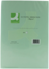 80g Q-Connect KF01093 green paper, A4 (500 sheets)