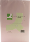 Q-Connect 80g Q-Connect KF01095 pink paper, A4, (500 sheets) KF01095 235104
