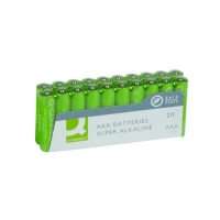 Q-Connect AAA battery 20-pack (KF10849)  500085