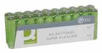 Q-Connect AA battery 20-pack (KF10848)  500075