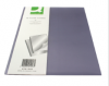 Q-Connect Clear Binding Folder Pk 20 KF01946 KF01946 246233