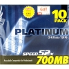 Q-Connect KF00419 CD-R 80 min. 10 in jewel-case