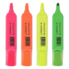 Q-Connect KF01116 assorted highlighter 4-pack