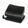 Q-Connect KF01234 black medium duty 2-Hole Punch 20 sheets