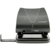 Q-Connect KF01235 black medium duty 2-Hole Punch 27 sheets