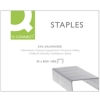 Q-Connect KF01278 24/6 staples, pack of 1000