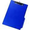 Q-Connect KF01297 blue PVC clipboard