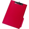 Q-Connect KF01298 red PVC clipboard KF01298 235022