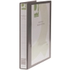 Q-Connect KF01328 black A4 Presentation 4D ring binder 1 pack