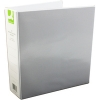 Q-Connect KF01334Q white A4 Presentation 4D Ring Binder 6-pack