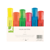 Q-Connect KF01909 assorted highlighter 6-pack