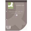 Q-Connect KF02228 A4 Refill Pad 10-pack, 80 sheets