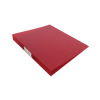 Q-Connect KF02482 2-Ring Binder A4 Frosted Red 1-pack