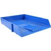 Q-Connect KF10052 blue letter tray