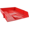 Q-Connect KF10055 red letter tray