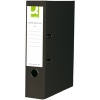 Q-Connect KF20038 black A4 lever arch file, 70mm (10-pack)
