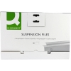 Q-Connect KF21018 Suspension File 10-pack, Foolscap
