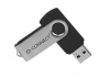 Q-Connect KF41514 USB 2.0 / 64GB silver / black