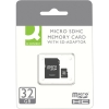 Q-Connect Micro SD Card 32GB, Class 10, KF16013