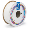 3D Filament PETG white 1.75mm 1kg (REAL brand)