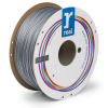 3D Filament PLA silver 1.75mm 1kg (REAL brand)