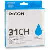 Ricoh GC-31CH (405702) high-cap. cyan gel cartridge (original) 405702 073808