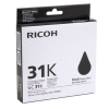 Ricoh GC-31K (405688) black gel cartridge (original Ricoh) 405688 073944