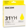 Ricoh GC-31YH (405704) high-cap. yellow gel cartridge (original) 405704 073812