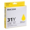 Ricoh GC-31Y (405691) yellow gel cartridge (original Ricoh) 405691 073950