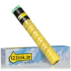 Ricoh type MP C2550 yellow toner (123ink version)