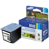 Samsung M40 black ink cartridge (original Samsung) INKM40 035000