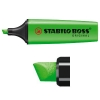 Stabilo Boss fluorescent green highlighter 70/33