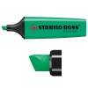 Stabilo Boss fluorescent turquoise highlighter 70/51