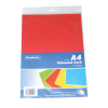 Stephens Assorted Coloured Card (Pack of 80) RS242451  068809