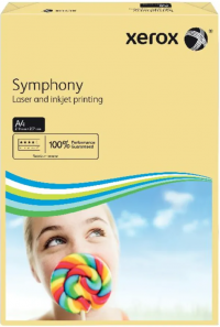 Xerox 80g Xerox 003R93964 Symphony pastel ivory tints ream, A4 (500 sheets) 003R93964 150518
