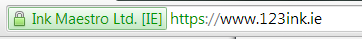 https in chrome