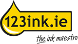 123ink - Printer ink and toners - Homepage logo